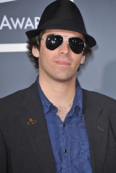 Sal Filipelli arrives at the 53rd GRAMMY Awards 2011 Los Angeles, CA, Staples Center